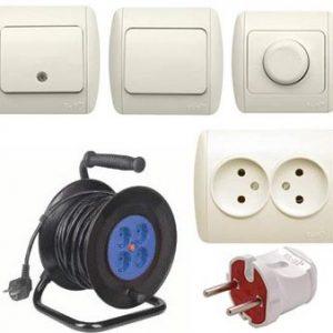 Echipamente si accesorii electrice